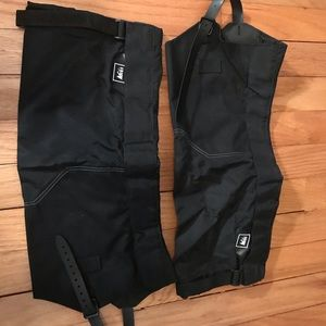 Rei Black Gaiters